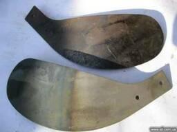 Лопатка загортача сталь 3 СУПН-8 и УПС-8