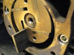 Лопатки для пластинчато-роторных вакуумных насосов BUSCH