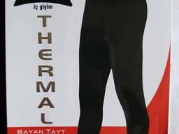 Лосины Термо женские