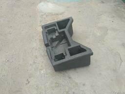 Лоток в багажник наполнитель Skoda Octavia Tour 1U6863957D