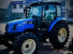 LS Tractor (трактор) серия тракторов (Корея)
