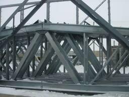 ЛСТК БМЗ быстромонтируемые здания, металлоконструкции
