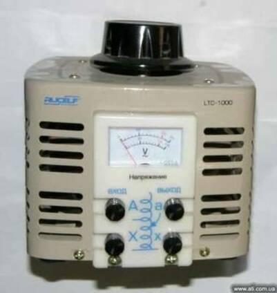 LTC-1000 Руселф, латр автотрансформатор
