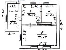 Срочная продажа! дом 6х7, 8сот. , Беленькая, вода, во дворе колодец, дом