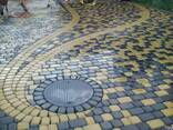 Лучшее предложение по укладке тротуарной плитке в Одессе - фото 1