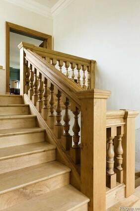 Лучшие деревянные лестницы из дерева