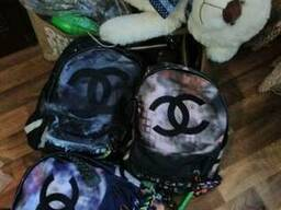 Лучшие реплики рюкзаков шанель , Chanel Graffiti!
