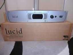 Lucid 88192 АЦП, ЦАП 24/192 кГц, аналогово-цифровой преобразователь