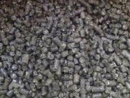Лушпиння соняшникове пресоване гранульоване