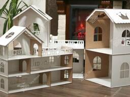 "Ляльковий будинок DH102 ""TinyHouse"" Barbie Кукольный домик Барби Barbie"