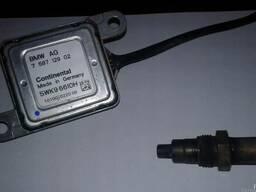 Лямбда-зонд 7587129 BMW (БМВ) E90 2005-2011 разборка б\у