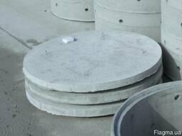 Люк бетонный ЛЖБ 3