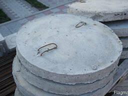 Люк бетонный ЛЖБ2