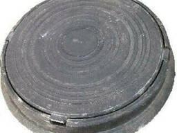 Люк полимерпесчаный легкий