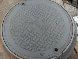 Люки канализационные Тип Л Т