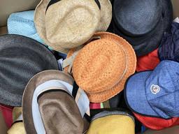Роскошные бренды летний шапки микс