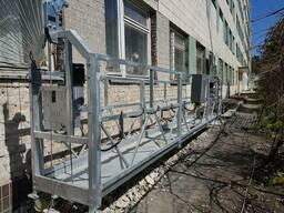 Люлька строительная ZLP-630 цинк. (длина корзины 6м. ..