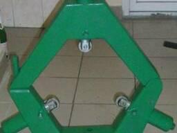Люнеты 1к62, резцедержатели-1м63, 1к62, 16к20