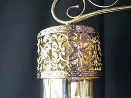 Люстра на 2 лампочки 2319-2в