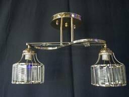 Люстра на 2 лампочки 2330-2в