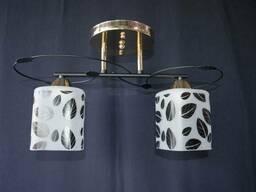 Люстра на 2 лампочки 7302-2