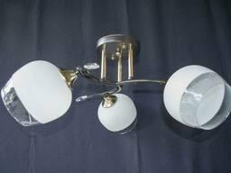 Люстра на 3 лампочки 3679-3