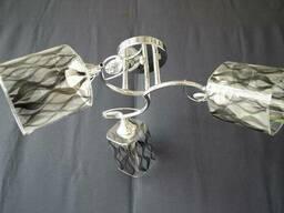 Люстра на 3 лампочки 3808-3