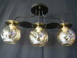 Люстра на 3 лампочки 9365-3