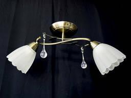 Люстра припотолочная на 2 лампочки P3 - 37392-2c (ABWT)