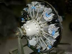 М-14Б - поршневой двигатель