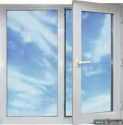 М/П окна и двери собственного производста, бюджетные вариант