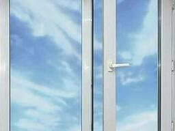 М/П окна и двери собственного производста, бюджетные вариант - фото 1