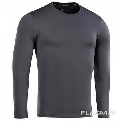 M-Tac футболка длинный рукав 93/7 Dark Grey