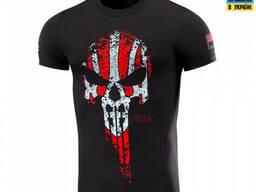 M-Tac футболка Месник Black/Red/Grey