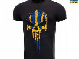 M-Tac футболка Месник Black/Yellow/Blue
