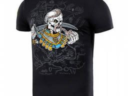 M-Tac футболка Земля Козаків черная