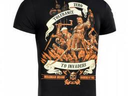 M-Tac футболка Zero Tolerance черная