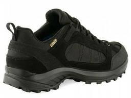 M-Tac кроссовки тактические кордура демисезонные черные