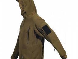 M-Tac куртка флисовая Division Tan