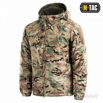 Куртка зимняя M-Tac Army Jacken мембрана мультикам