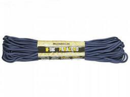 M-Tac паракорд 550 Type III Navy Blue 30 метров