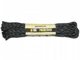 M-Tac паракорд 550 type III Thin Grey Line 30м