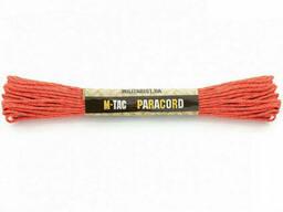 M-Tac паракорд Minicord Reflective Safety Orange 15 м