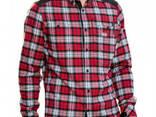 M-Tac рубашка Redneck Cotton Shirt красная - фото 2