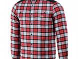 M-Tac рубашка Redneck Cotton Shirt красная - фото 1