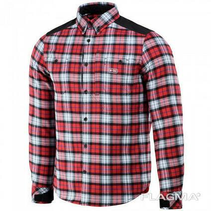 M-Tac рубашка Redneck Cotton Shirt красная