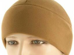 M-Tac шапка Watch Cap Premium флис (343 г/м2) койот