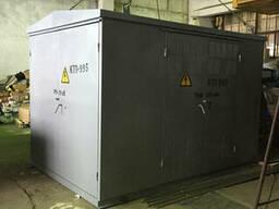 Мачтовая трансформаторная подстанция с воздушным вводом КТП М-1 160/10(6)/0, 4