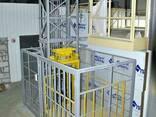 Лифт-подъемник для склада - фото 5