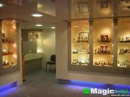 Магазин под ключ по всей Украине Проект и торговая мебель.